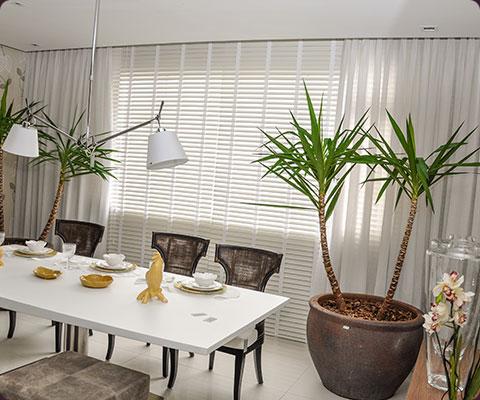 Construindo minha casa clean 20 tipos de cortinas for Ver modelos de cortinas