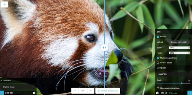 Google: New Online Image Optimization Tools for Image Compression