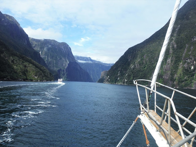 Milford Sould Fiord