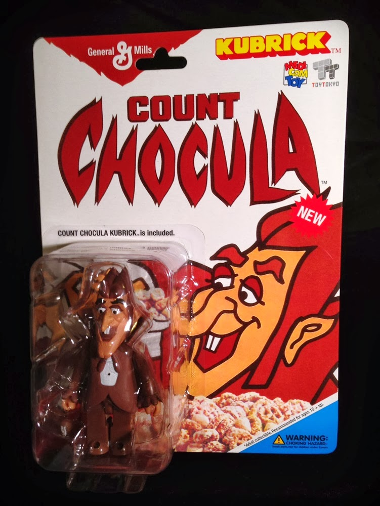 Lair of the Dork Horde 31 Days of Monster Cereals Count