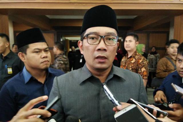 Ridwan Kamil: Milenial Jabar Harus Punya Iman, Ilmu, dan Akhlak