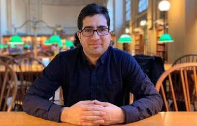 Shah Faesal Launched New Party