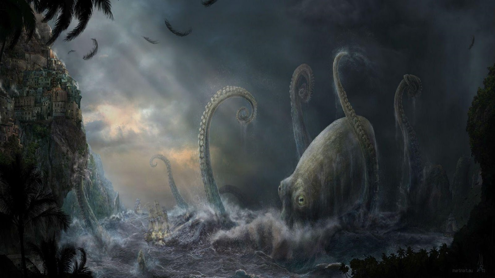 Free download Call of Cthulhu HD Wallpapers