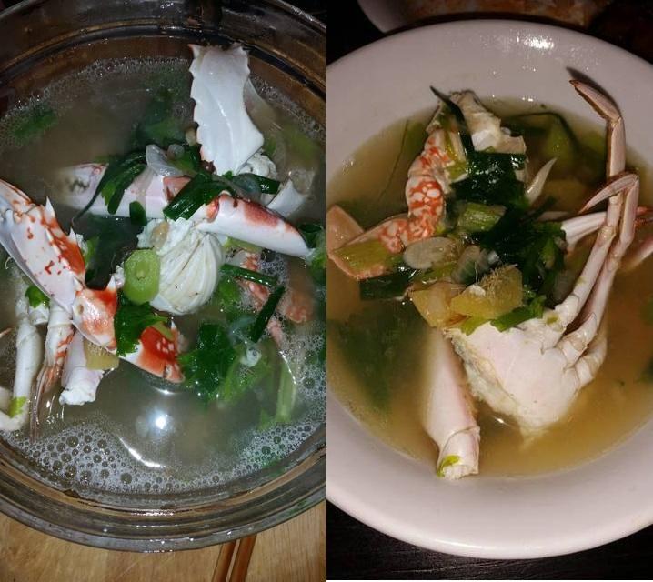 Crab Soup Ala Jessica Angelina