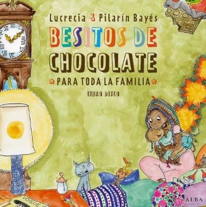 recomendación libros infantiles Dia del libro, besitos xocolate