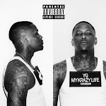 YG - My Krazy Life (Deluxe Version) Cover