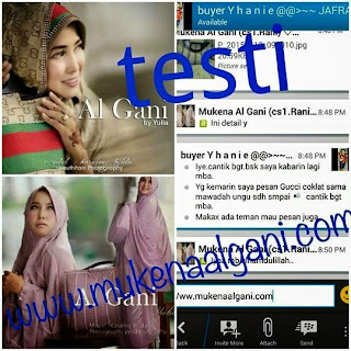 11174916_1450098778616013_9049357848873927115_n Dokter barbie Tika cantik wearing Mukena Najwa super duper Best Seller 😍
