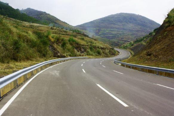 Pembagian jalan menurut sistem fungsi status kelas jalan
