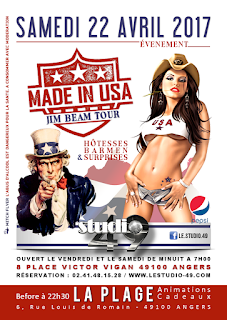 Made in USA à Angers
