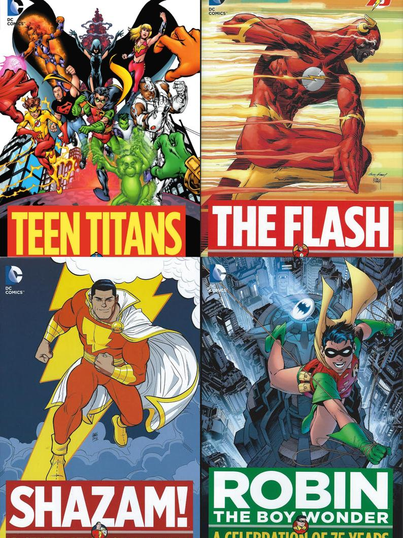 Daves Comic Heroes Blog A Celebration Of The Teen Titans -5461