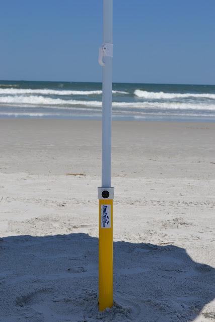 Auger Gear Image Auger For Beach Umbrella