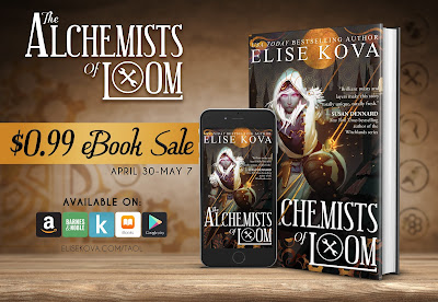 The Alchemists of Loom Sales Promo
