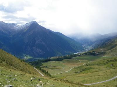 Colle delle Finestre, Val Chisone, Piemonte, Torino, Giro d'Italia, Italia