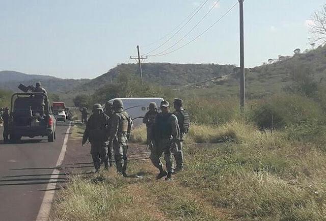 Un Militar fue levantado por sicarios en Culiacán, días después es encontrado ejecutado con el tiro de gracia