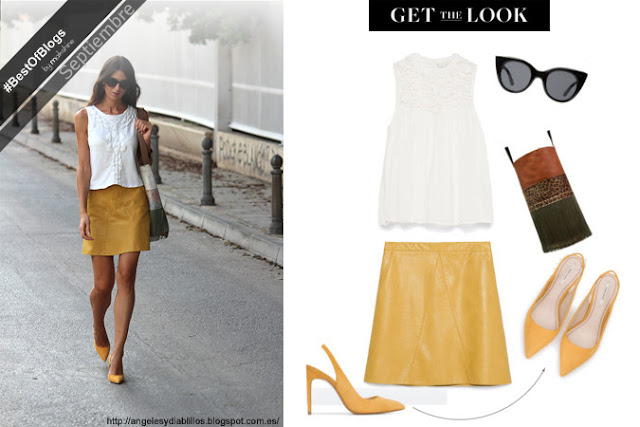 Get The Look: Ángeles y Diablillos fashion blogger