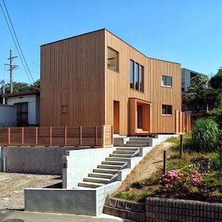 desain rumah kayu minimalis modern kumpulan gambar desain