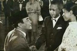 Golongan Darah Soekarno Ternyata Sama dengan Barack Obama