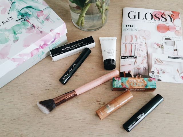 glossybox-avril-style-edition-avis-code-promo-blog-beaute