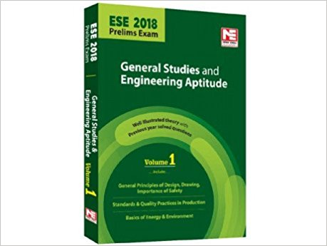Made Easy IES General Studies and Engineering Aptitude Volume 1