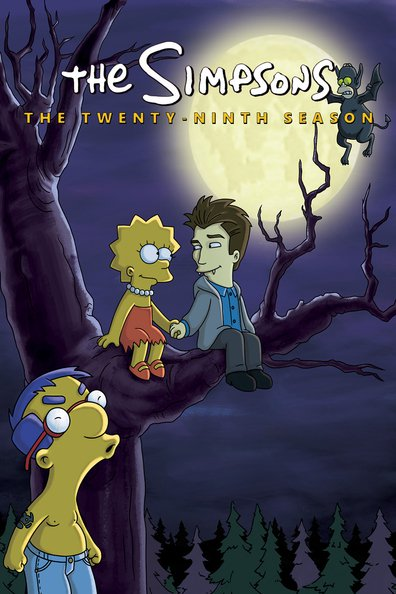 Les Simpson – Saison 30 [Streaming] [Telecharger]