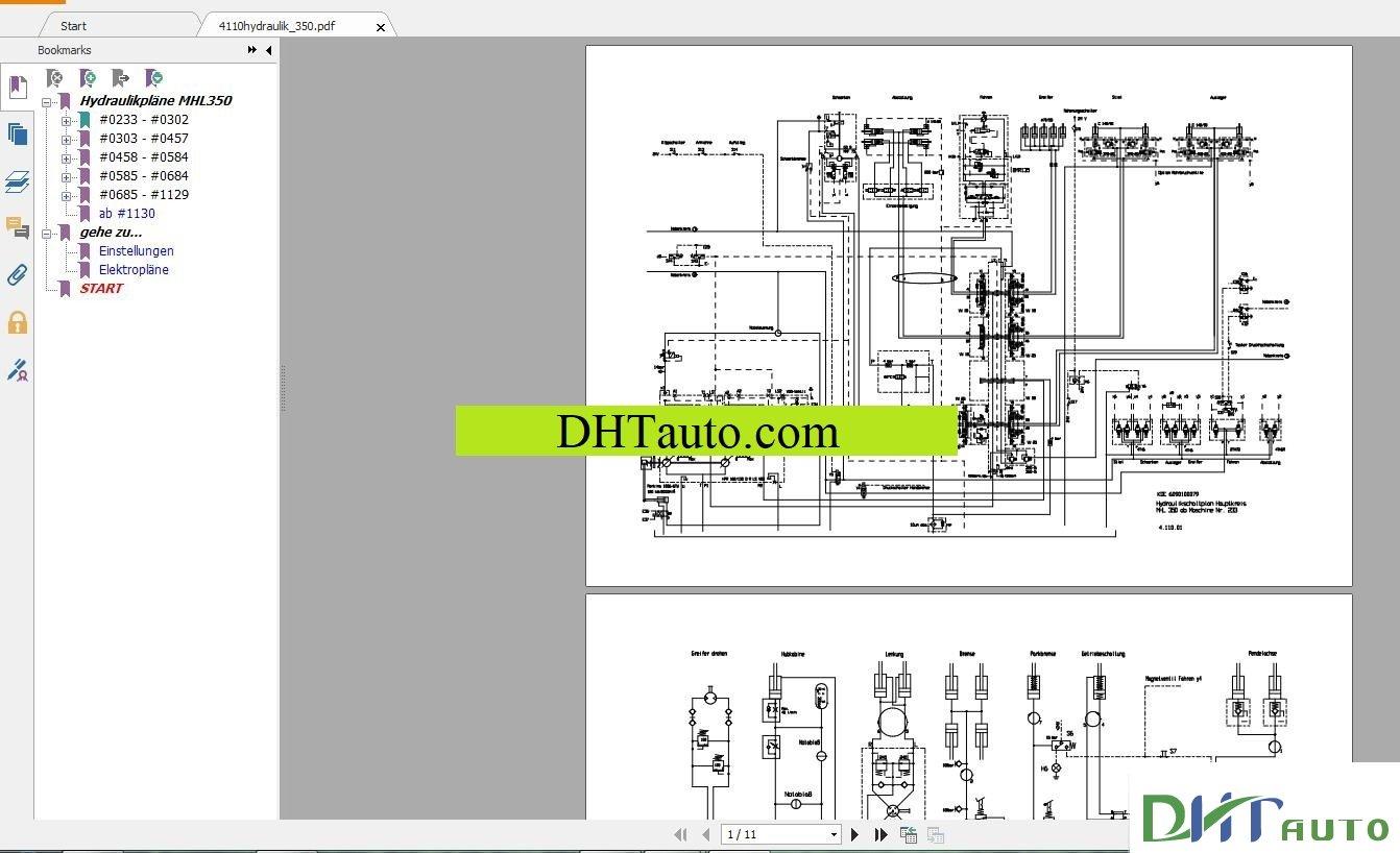 Terex Fuchs Service Repair Manual 2010 Full