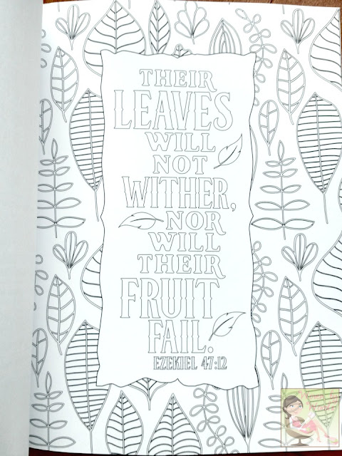 Woven by Words: Inspiring Words Coloring Book Review