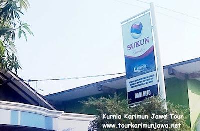 plang nama homestay dadi rejo karimun jawa