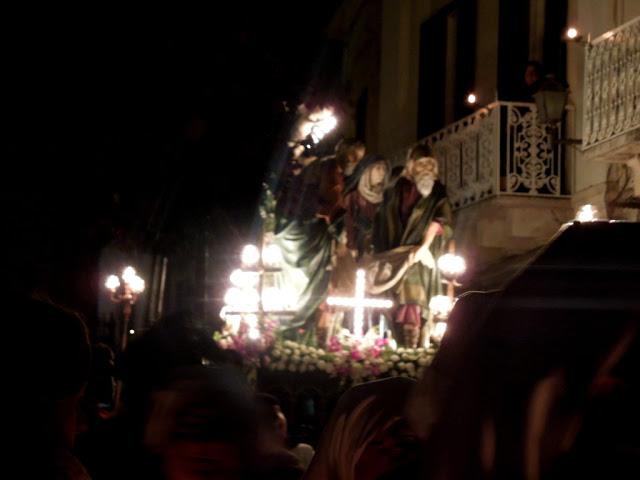 Processione Otto Santi Ruvo di Puglia