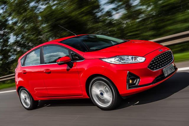 New Fiesta 2018 Automatico