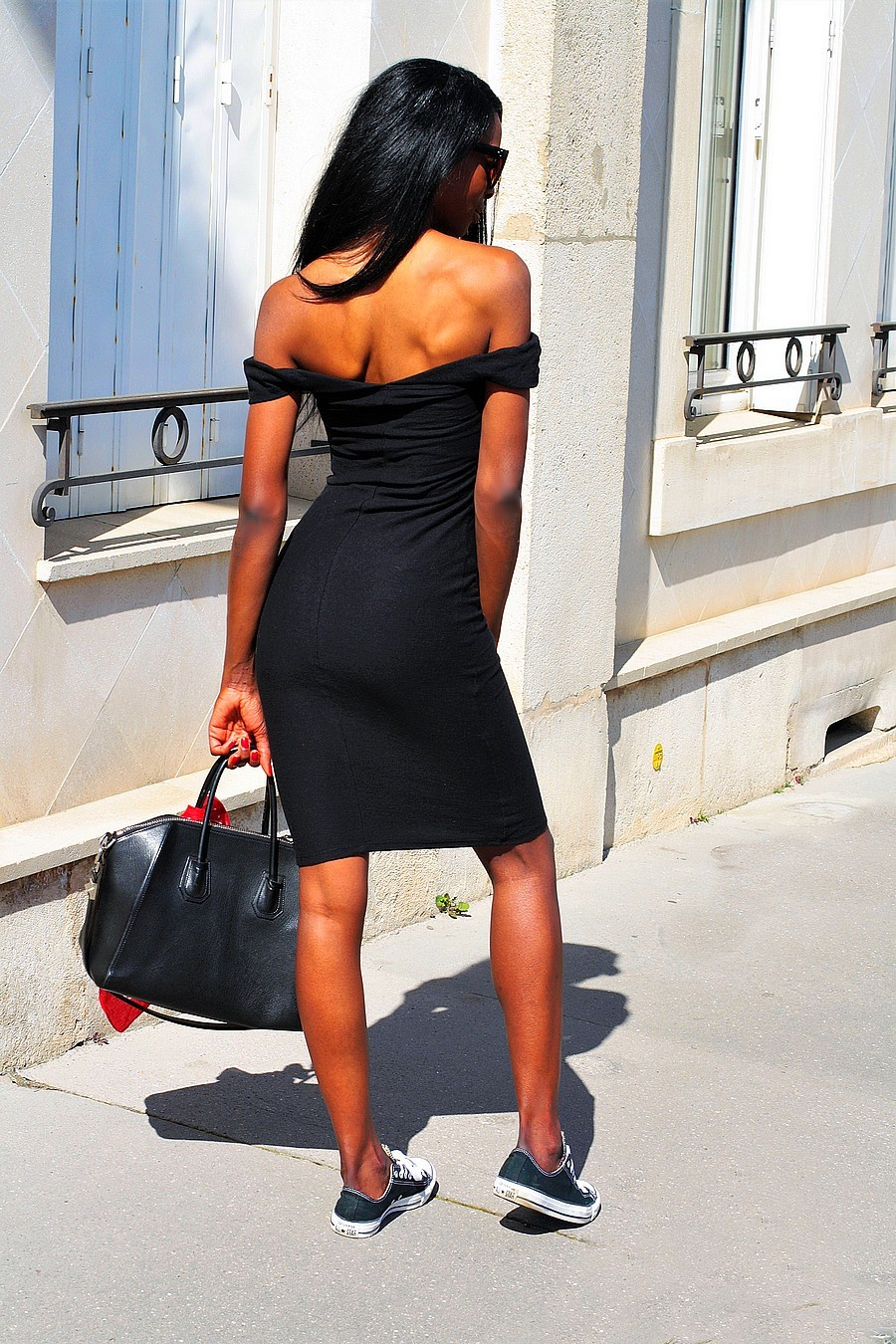 sexy-back-black-bodycon-dress-zara-style-for-less
