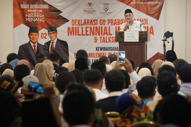 Relawan Go Prabowo-Sandi Gaungkan Dukungan dari Kuala Lumpur