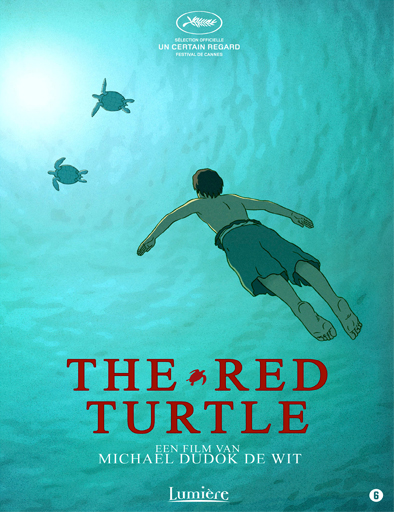 Ver La tortuga roja (La tortue rouge) (2016) Online