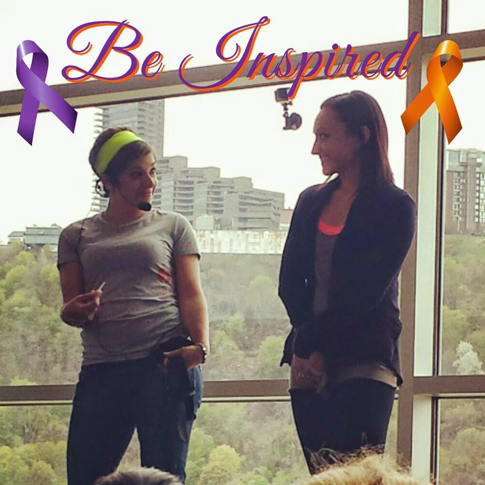 woman of the year, lls, mwoy, what is the LLS, katy ursta, beachbody coach with cancer