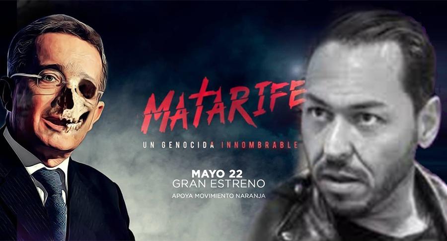 #DeLaEspriella y #Uribe pierden demanda contra @ElQueLosDELATA, creador de la serie 'Matarife'