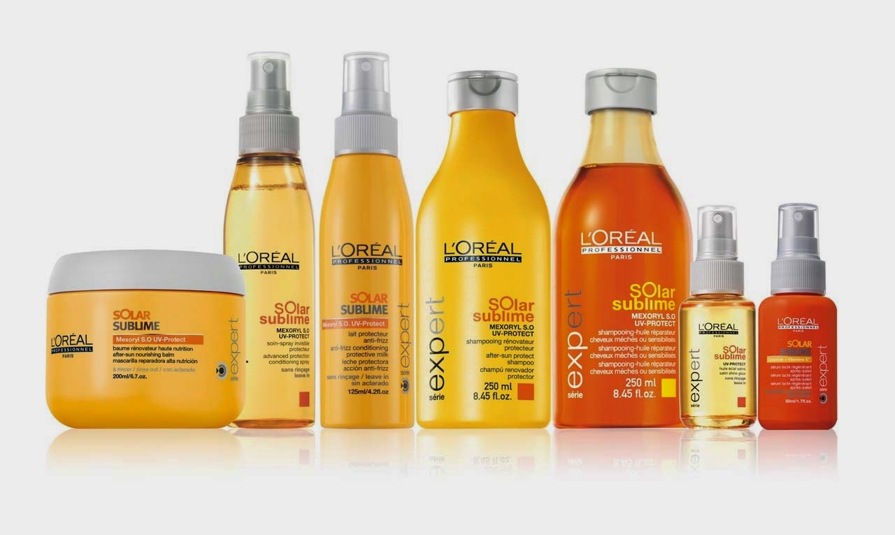 Loreal Solar Sublime