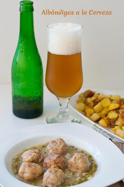 Cerveza Alhambra Reserva 1925 / Eva en pruebas