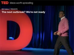 2015 TED TALK - with BILL GATES