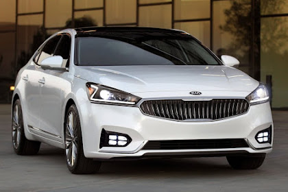 Kia Cadenza 2018 Review, Specs, Price