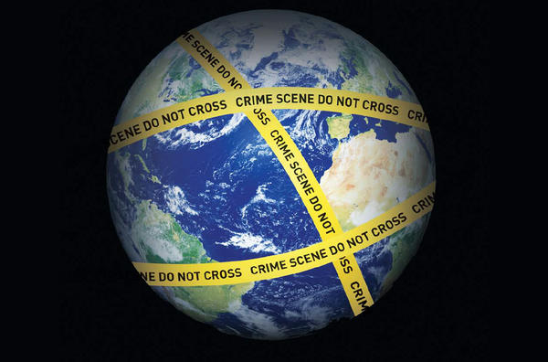 Value of eco-crimes soars to USD 258 billion, says UNEP-Interpol report