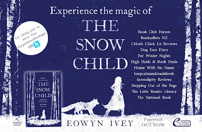 The Snow Child Author Eowyn Ivey