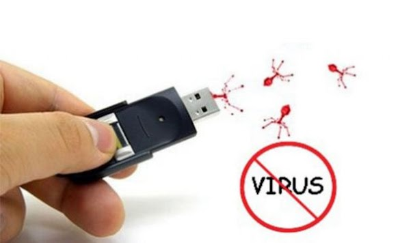 Cara Membuat Antivirus di Flashdisk Dijamin Kebal Virus