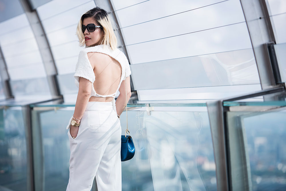 Crystal Phuong x Revolve Clothing: View from the top