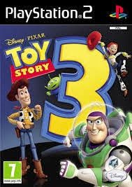 Toy Story 3 PS2 ISO