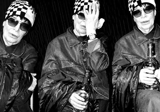 Alan Vega suicide La Machine