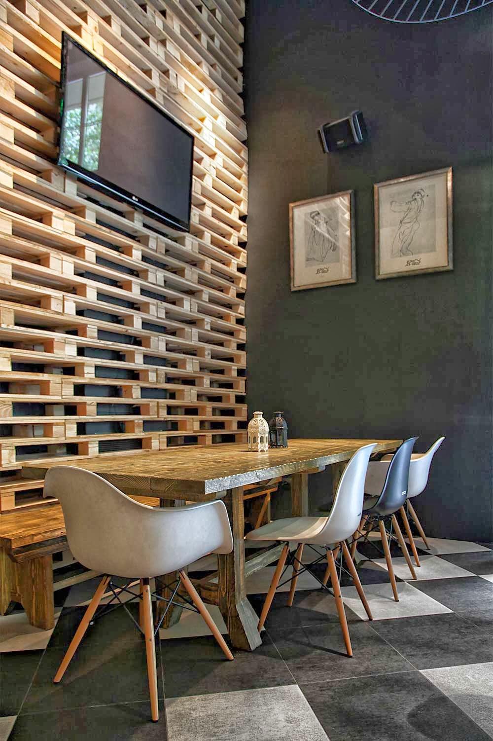 Retro Metal Garden Chairs Chivari Chair Rental Home & Information Center: 60 Idées Pour Recycler Des Palettes