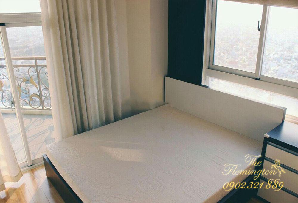 Cho thuê căn hộ cao cấp Flemington - phòng ngủ 2