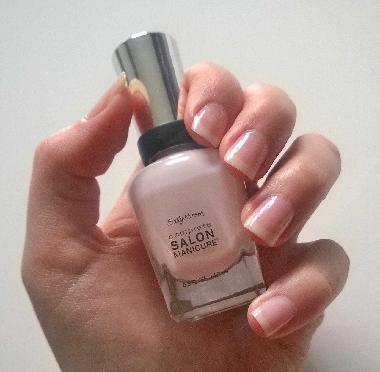Sally Hansen Nagellack Complete Salon Manicure 160 Shell We Dance ...