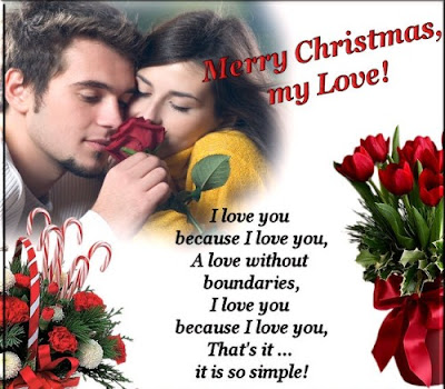 Merry Christmas, My Love!