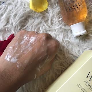 Waso quick gentle cleanser foam