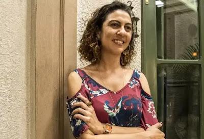Clarisa Pinheiro interpreta a Penha em Amor de Mãe (Foto: Reprodução)